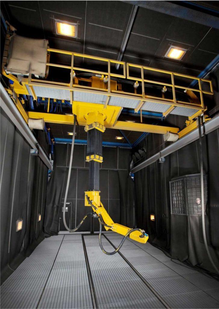 MPA - Instalaciones de tratamientos de superficies