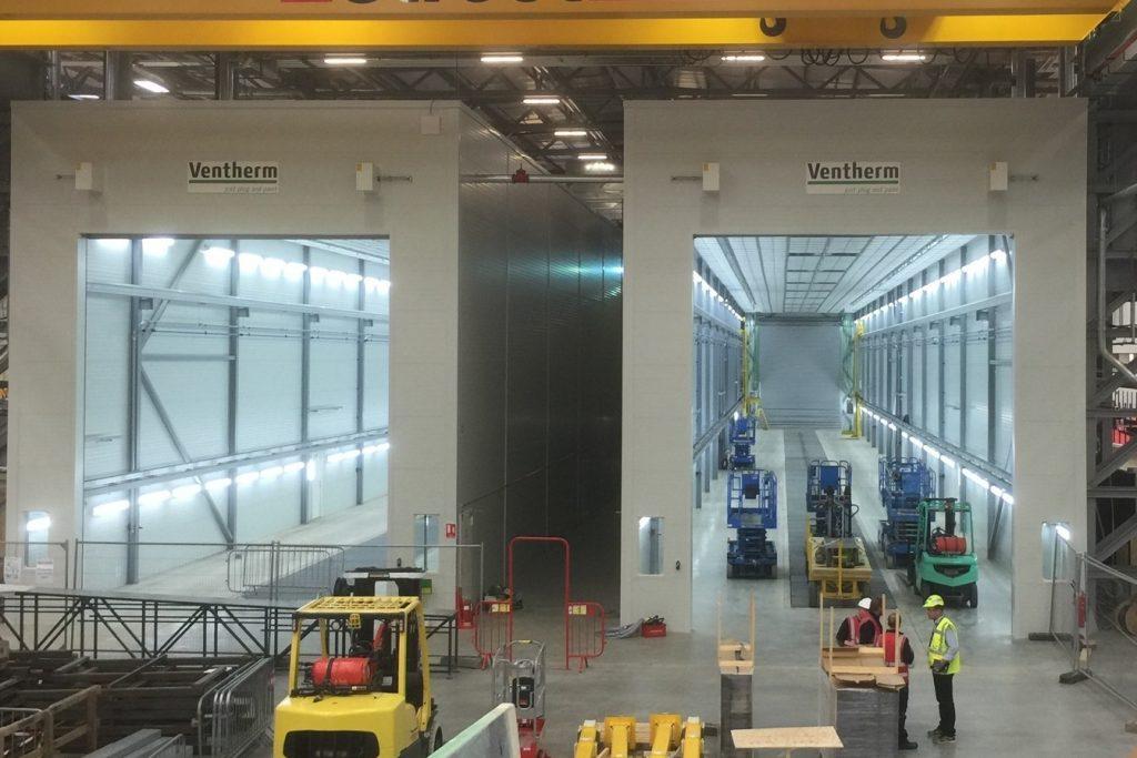 Cabinas pintura Ventherm_grandes dimensiones