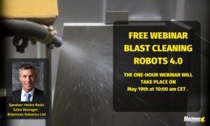 Robots 4.0 - Blastman Robotics